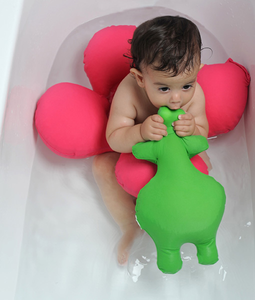 פפילון חגורת אמבטיה לפעוט